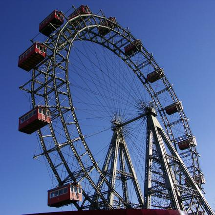 The Vienna Giant Ferris Wheel - Copyright: FreeImages.com (Mike Meaers)